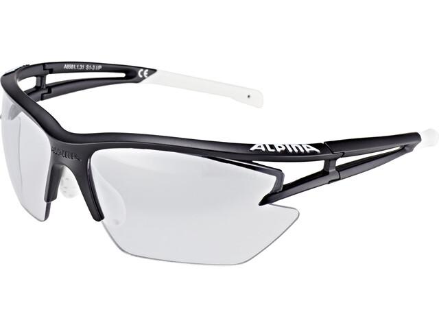 Alpina Eye-5 HR S VL+ Sykkelbriller Svart